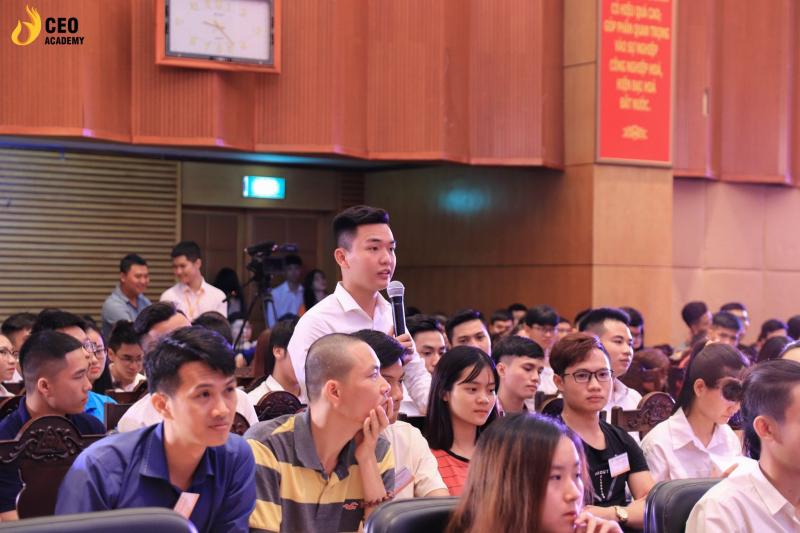 Trường Doanh nhân CEO Việt Nam