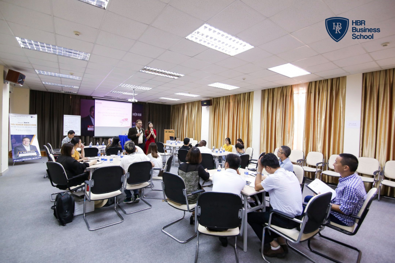 Trường doanh nhân HBR - HBR Business School