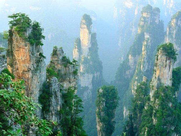 Trương Gia Giới - Phượng Hoàng cổ Trấn (Trung Quốc)
