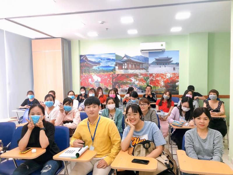 Trường Hàn Ngữ Việt – Hàn Kanata