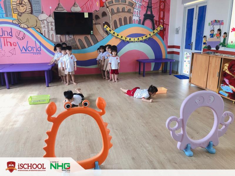 Trường Hội nhập Quốc tế iSchool