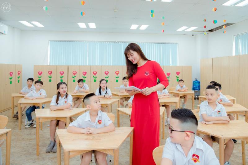 Trường Hội nhập Quốc tế iSchool Cẩm Phả