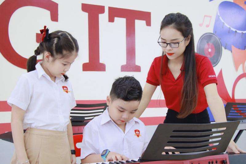 Trường Hội nhập Quốc tế iSchool Hà Tĩnh