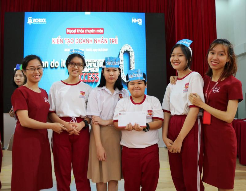 Trường Hội nhập Quốc tế iSchool Nha Trang