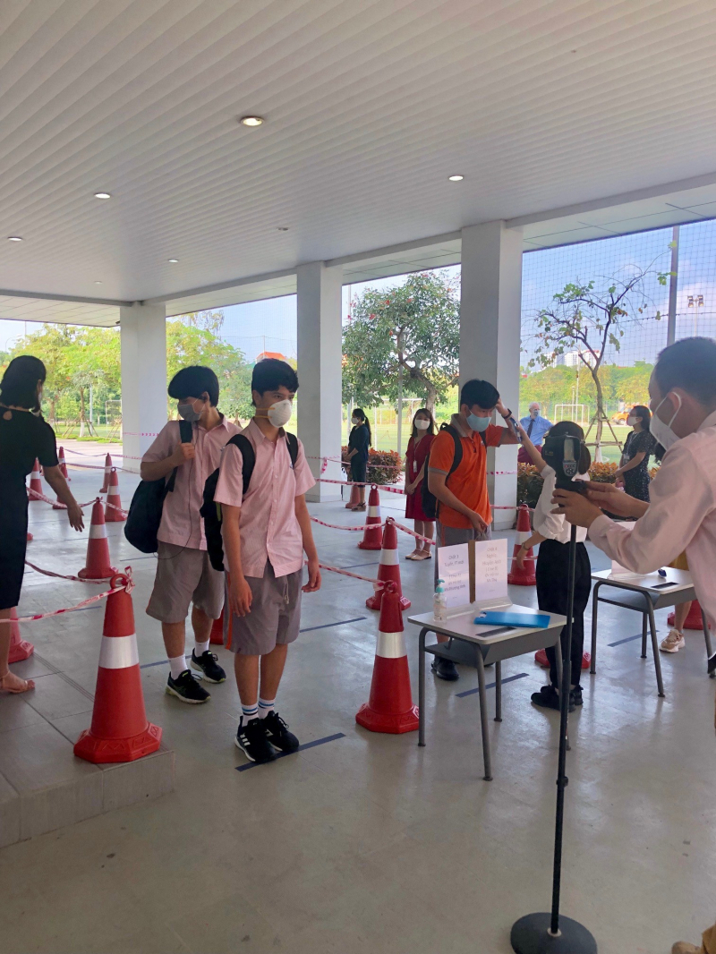 Trường Hội nhập Quốc tế iSchool Quy Nhơn