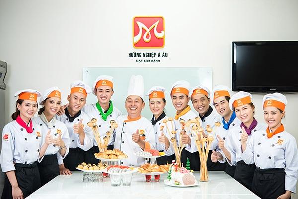 Trường hướng nghiệp Á Âu là một trong những trường dạy nấu ăn lớn nhất tại Sài Gòn