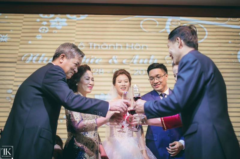 Truong Kem Wedding