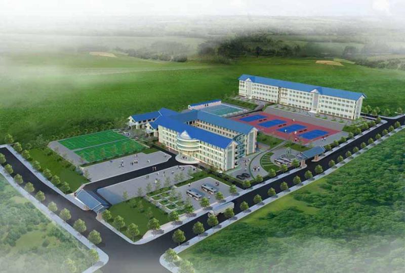 Trường Liên Cấp Mầm Non - Phổ Thông Sao Việt