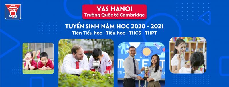 Trường Liên cấp Việt-Úc Hà Nội - Trường Quốc tế Cambridge