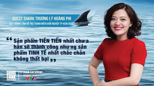 Guest Shark Trương Lý Hoàng Phi