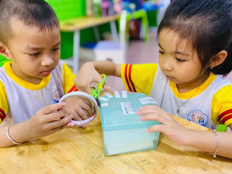 Đến với Trường Mầm non ABC, các bé sẽ được trải nghiệm với một môi trường học tập thân thiện với đội ngũ giáo viên năng động