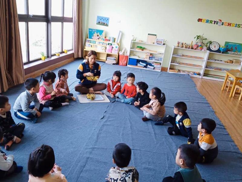 Trường Mầm Non ABC Hạ Long