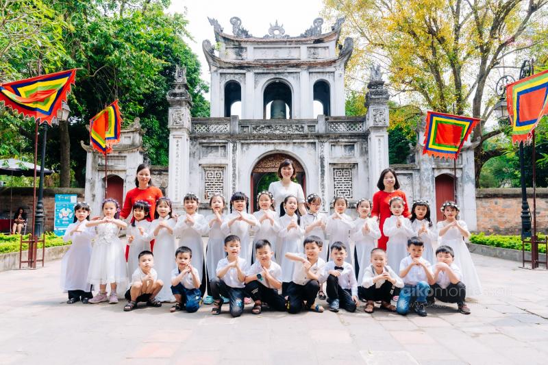 Trường Mầm non Aiko Montessori