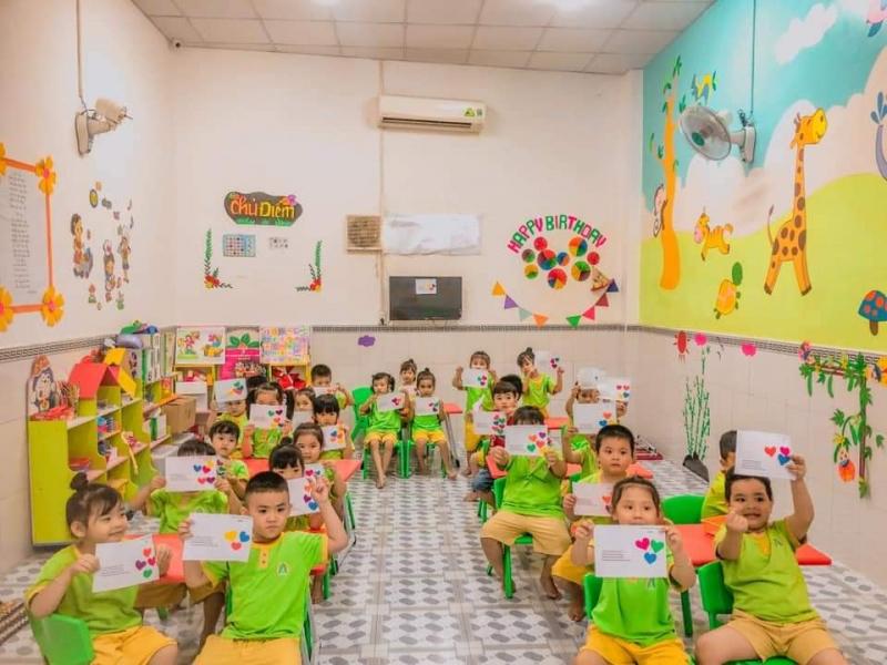 Trường Mầm Non An Nông
