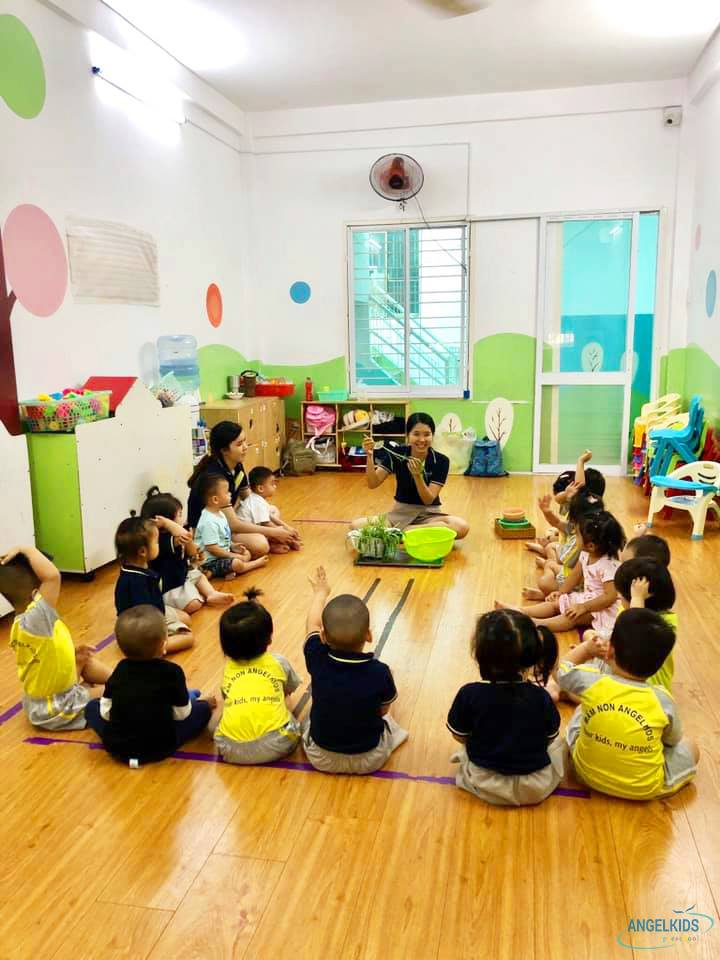 Trường Mầm non AngelKids