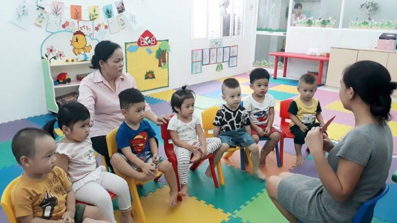 i Trường Mầm non Anh - Hoa Sài Gòn - Nguyễn Trãi