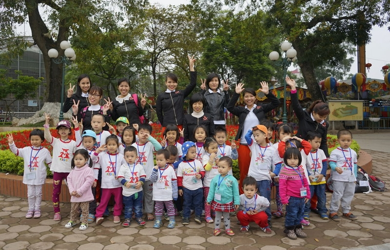 Trường Mầm non Archimedes Academy tại cơ sở Ngọc Khánh