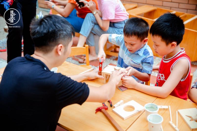 Trường Mầm non Bamboo Bắc Ninh - Steiner Inspired School