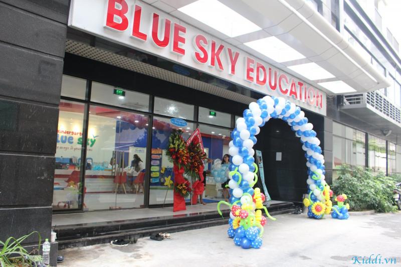 Trường Mầm non Bầu Trời Xanh (Blue Sky) – Orchard ParkView
