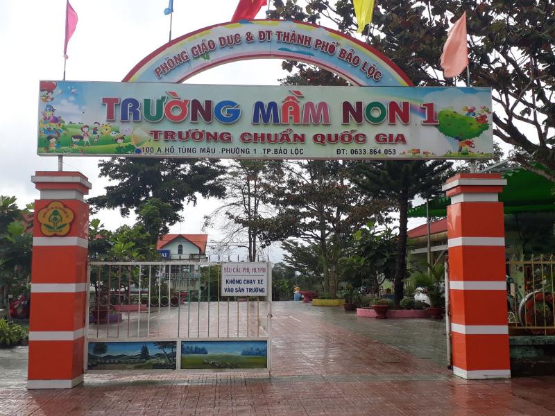 Trường Mầm non BC I - Bảo Lộc