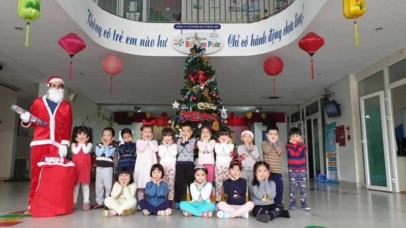 Trường mầm non Bé Hạnh Phúc