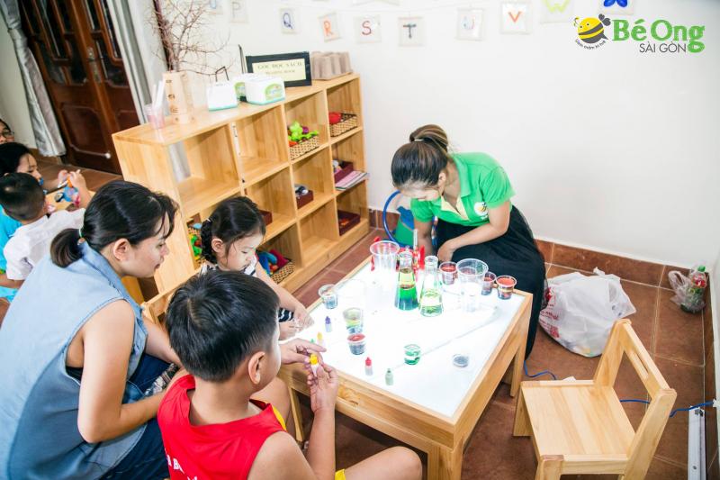 Trường mầm non Bé Ong Sài Gòn