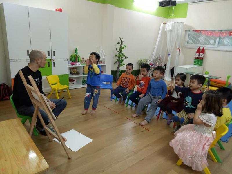 Trường Mầm Non BenBen – Children's House