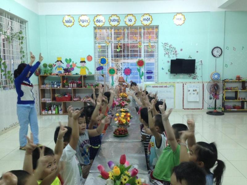 Trường Mầm Non Bình Minh