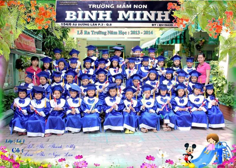 Trường Mầm non Bình Minh - Quận 8