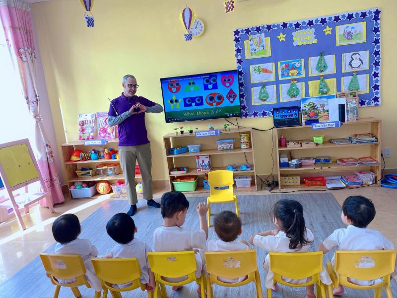Trường Mầm non Bright Stars CDC Bilingual