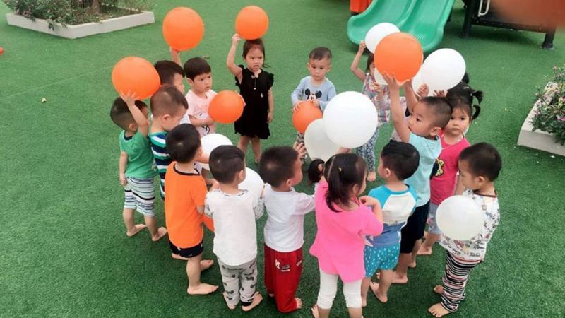 Trường giúp trẻ tự tin, hào nhập vào cuộc sống