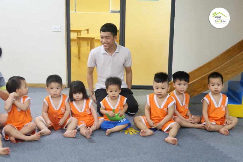 Trường mầm non Casa dei Bambini Montessori