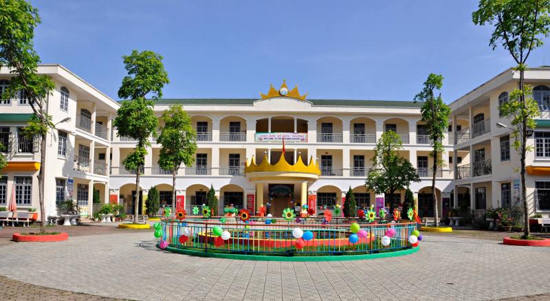 Trường mầm non chất lượng cao Bình Minh
