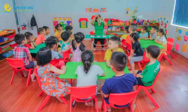 Trường mầm non chất lượng cao Linh Trang Cs1