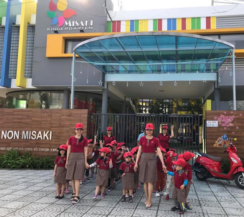Trường mầm non chất lượng cao Misaki