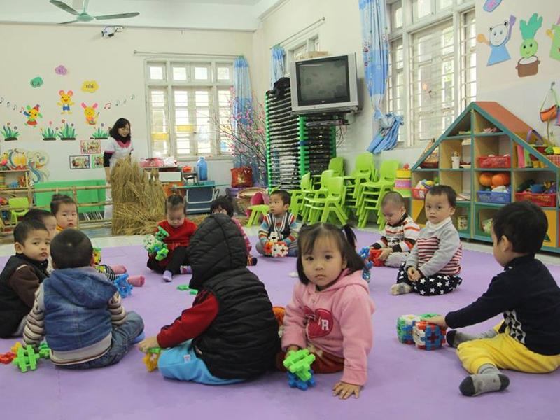 Trường mầm non chất lượng cao Thăng Long
