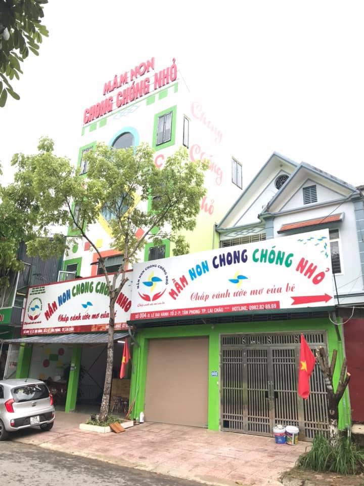Trường mầm non Chong Chóng Nhỏ