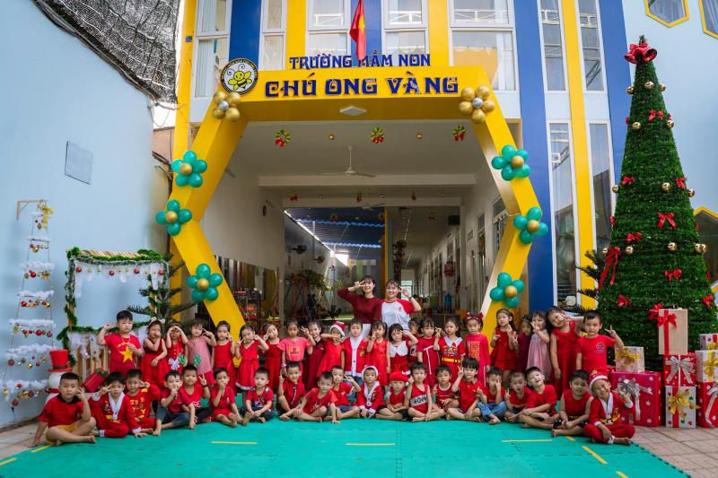 Trường Mầm Non Chú Ong Vàng