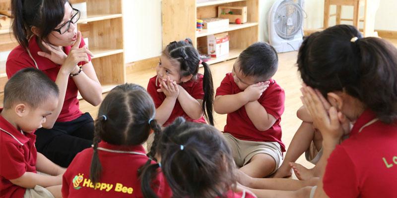 Trường Mầm non Chú Ong Vui Vẻ (Happy Bee)