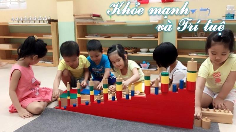 Trường mầm non Chu Văn An