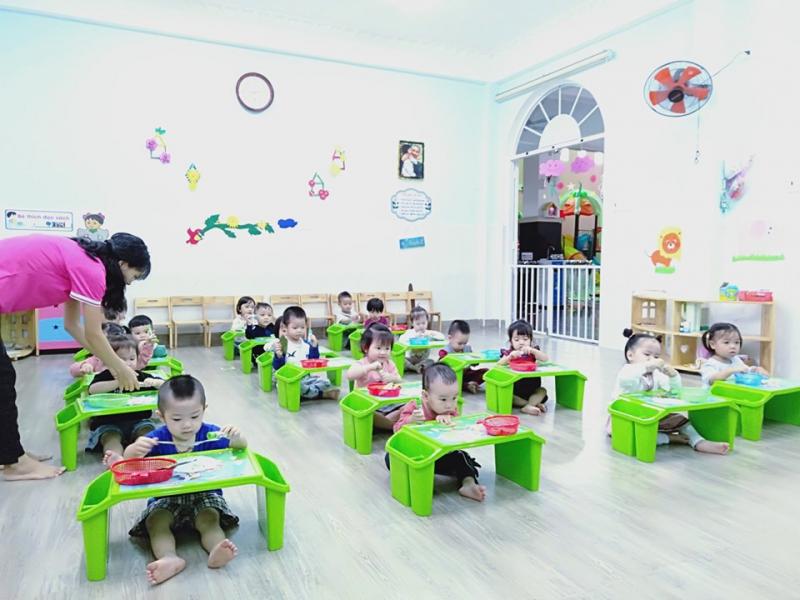 Trường Mầm Non Cổ Tích