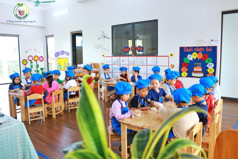 Trường mầm non Đất Việt - Vietland School