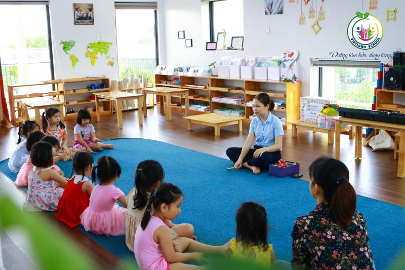 Trường mầm non Đất Việt (Vietland School)