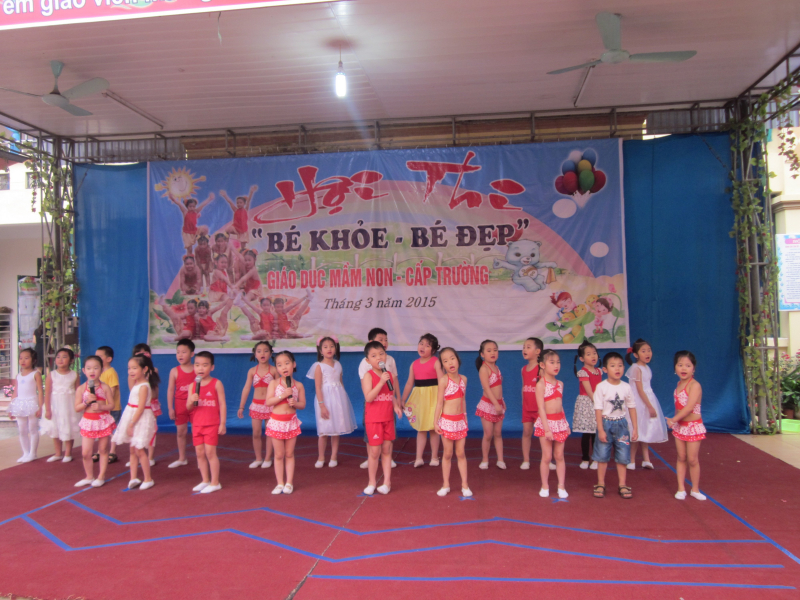 Trường mầm non Đức Xuân - Bắc Kạn