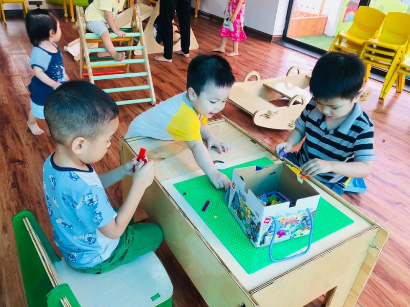 Trương Mầm non Embassy Early Learning School