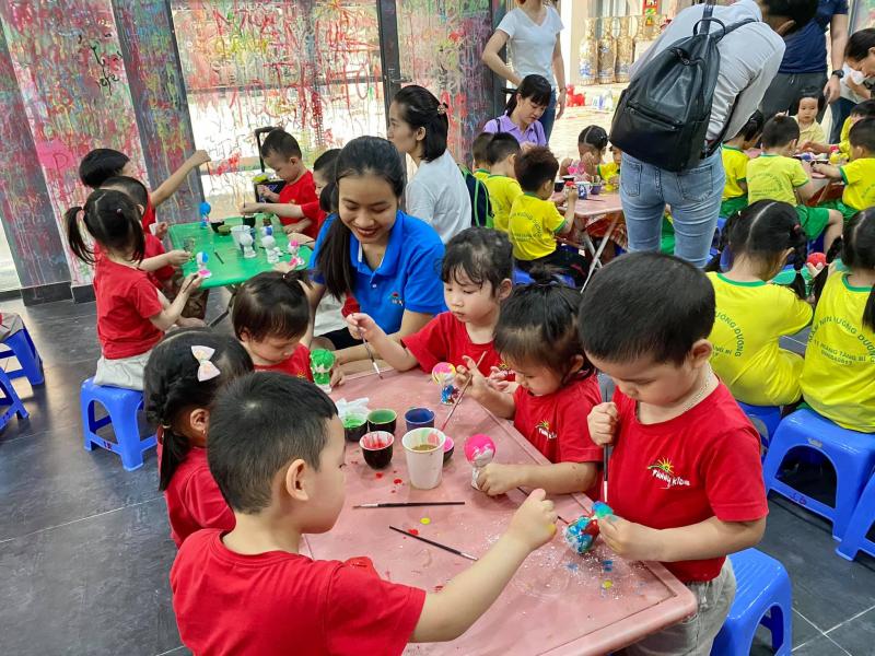 Trường mầm non Funny Kids Montessori