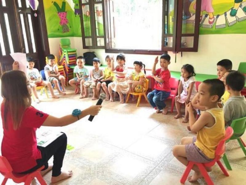Trường Mầm non Gấu Misa – Nguyễn An Ninh