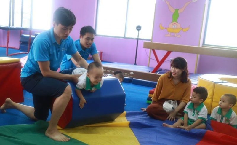 Trường Mầm non GreenWorld International Kindergarten