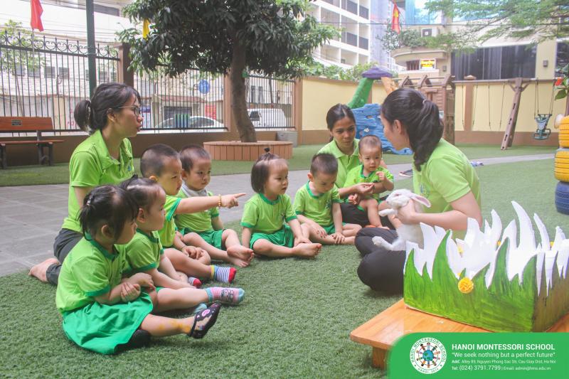 Trường mầm non Hà Nội Montessori - Nguyễn Phong Sắc