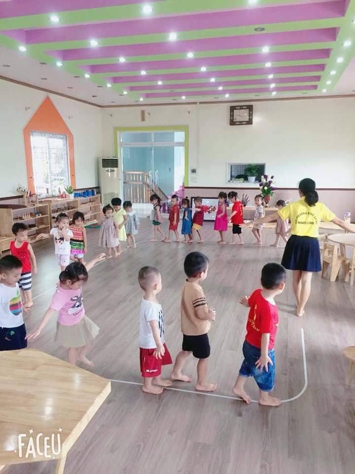 Trường Mầm non Hải Phượng luôn quan tâm đến việc bồi dưỡng đội ngũ để nâng cao chất lượng chăm sóc - Nuôi dưỡng và giáo dục các bé